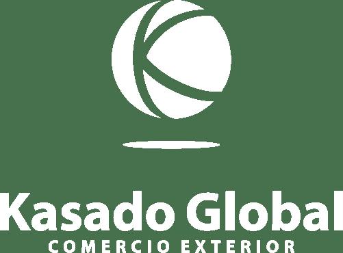 Logo Kasado Global Blanco